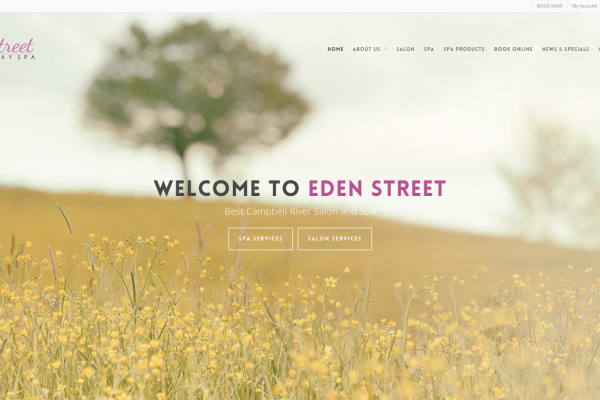 Eden Street Salon and Spa